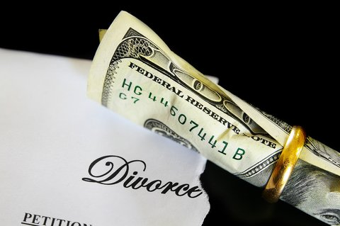 alimony spousal support Also referred to as spousal support, alimony is a monthly payment made by one spouse to another in accordance to either a settlement agreement or a court decision.