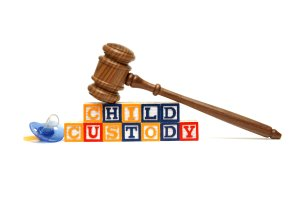 child physical and legal custody