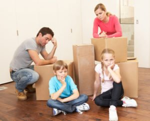 move out of marital home