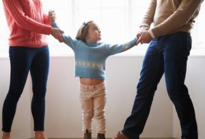 divorce in Nevada with children